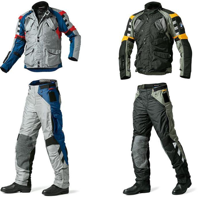 BMW Rallye 3 Jacket & Trousers, pretty!!!!!