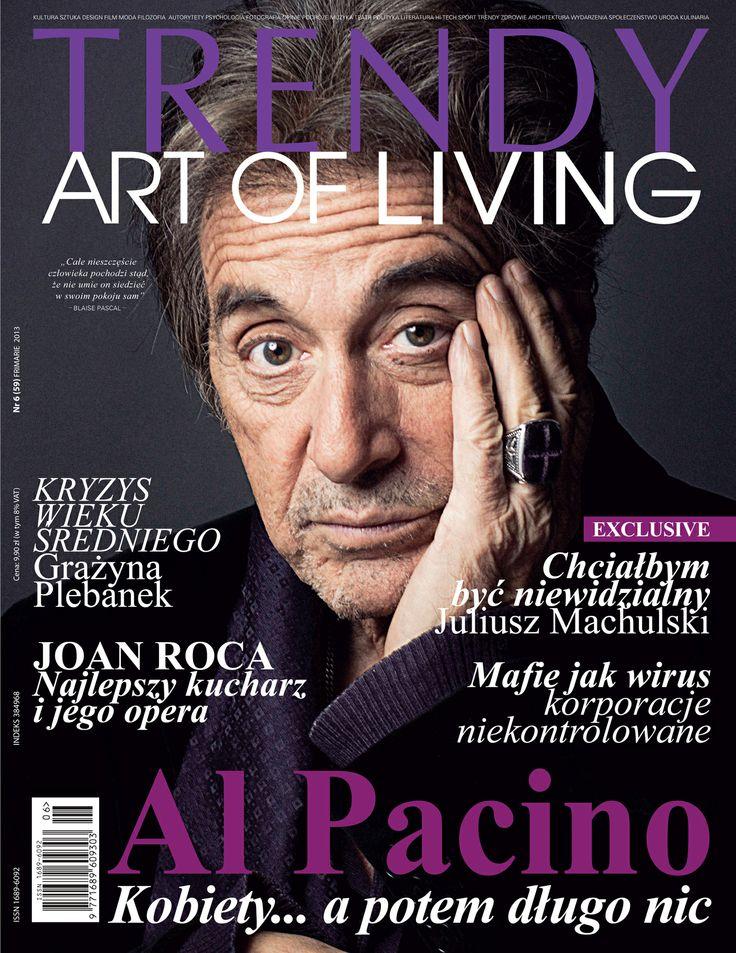 Al Pacino w numerze 59 TAoL