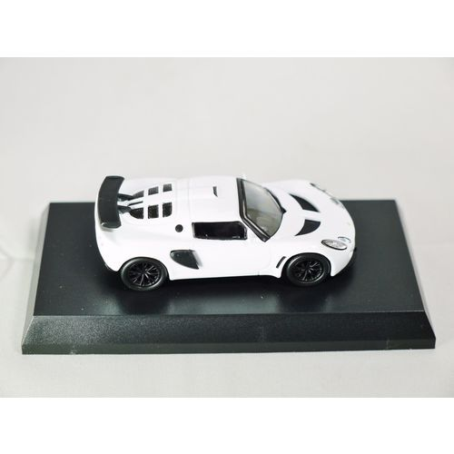 1/64 Kyosho British Car Miniature Car Collection Lotus Exige White Die-cast