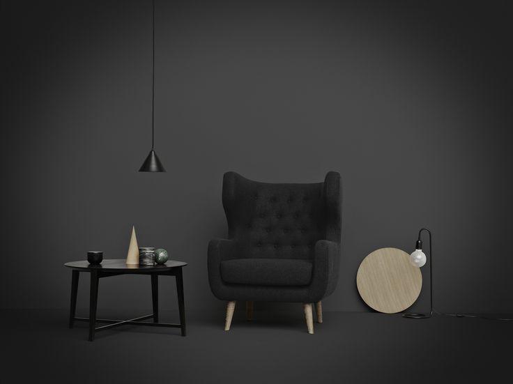 CRAIG fotel - pl.sofacompany.com #sofacompany #sofacompanypolska #sofa #meble #wnetrza #dekoracje #fotel #Szezlongi #craig #stylskandynawski