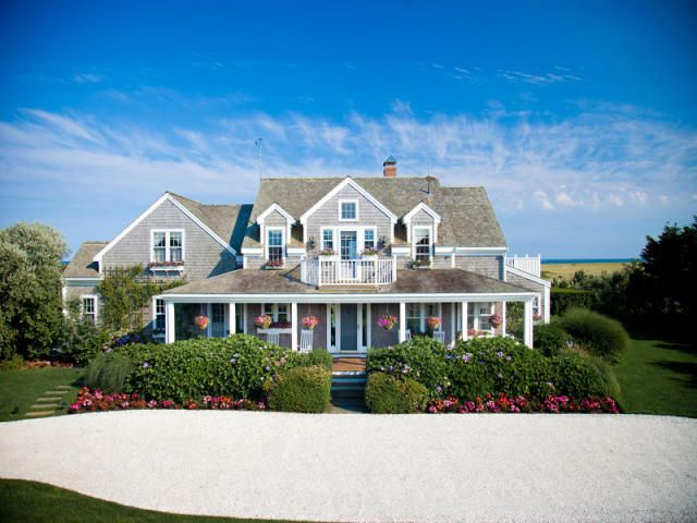 17 best images about houses architecture on pinterest for Dream home nantucket oak