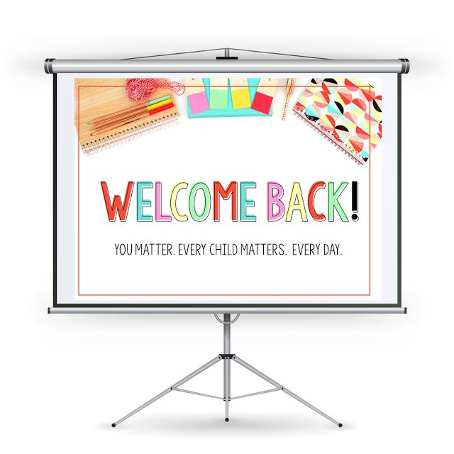 Back to School: The Principal's Office - Principal Principles