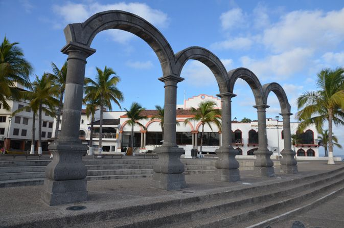 Malecon is a must for all visitors to Puerto Vallarta