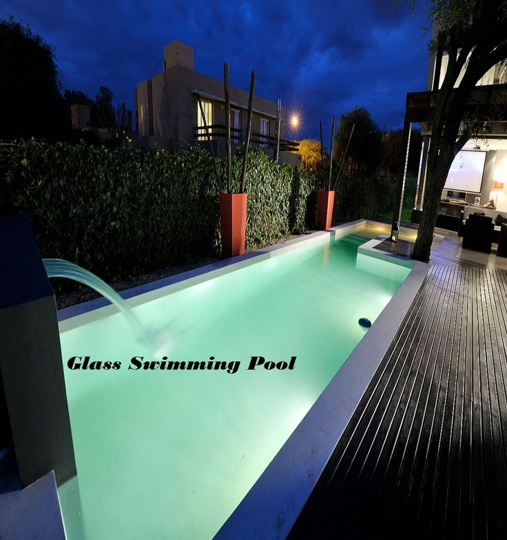 Glswimmingpool Is A Recent Design Trend That Makes For An Attractive And Impressive Trendsswimming Poolspoolsswiming Pool