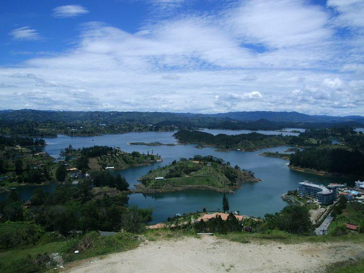 Un paraíso terrenal. Guatapé - Antioquia - Colombia.