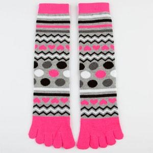 toe socks