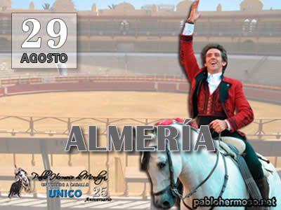 Llega una de las citas clásicas y claves de agosto y de la temporada europea: Almería y su tradicional Feria en honor a la Virgen del Mar. http://bit.ly/1ljfo8i