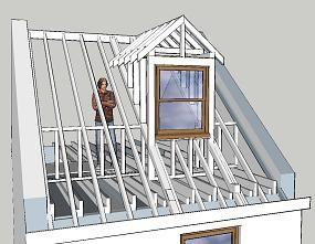 Hampshire loft conversion