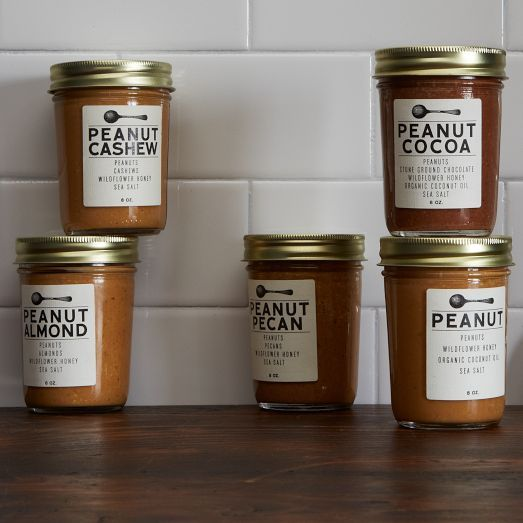 Big Spoon Nut Butters Inspired by the nut butters he tasted in Zimbabwe during his time as a Peace Corps volunteer, Mark Overbay founded Big Spoon Roasters. His fresh nut butters feature inventive ingredients, such as wildflower honey and sea salt. Based in North Carolina, the company supports sustainable peanut agriculture by working with local and regional farmers.