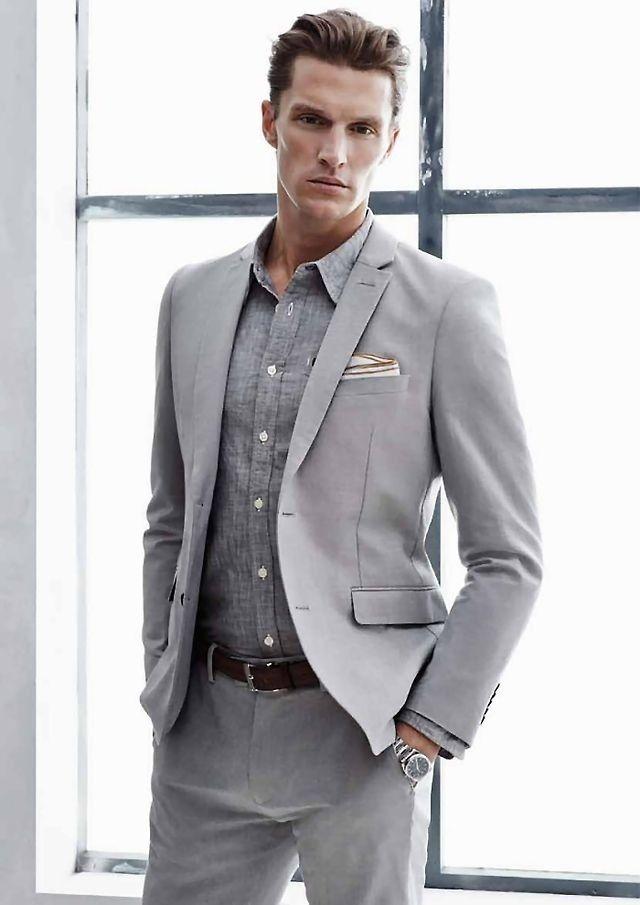 Klassischer Modestil für den Mann