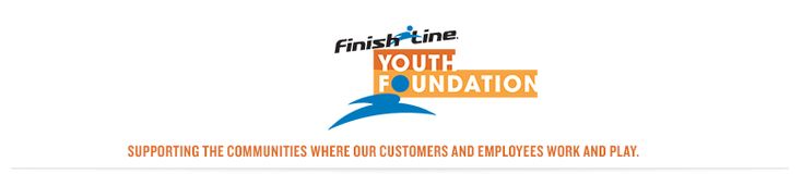 Finish Line Youth Foundation: Deadlines: ongoing: support youth athletic programs - community-based programs addressing active lifestyle and team building skills; and camps - established camps with an emphasis on sports and active lifestyle, especially programs serving disadvantaged and special needs kids; grants range from $1,000 - $5,000.