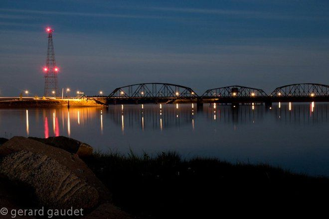 Morrissey Bridge, Miramichi NB