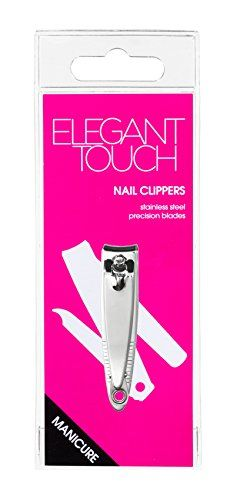 From 1.08 Elegant Touch Nail Clippers