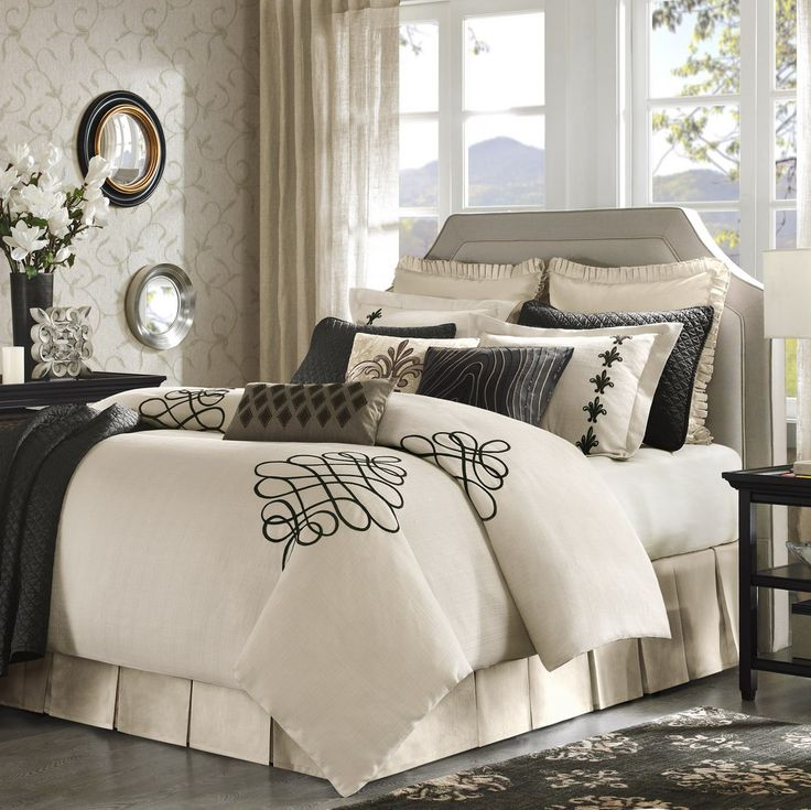 534 best bedding & comforter sets images on pinterest | bedroom