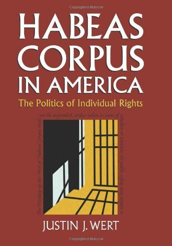 the right of habeas corpus in Habeas corpus means you have the body and is an important civil right, even if it sounds archaic learn how habeas corpus works.