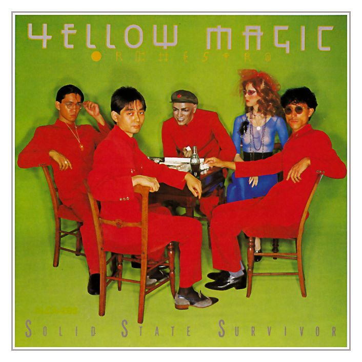 Yellow Magic Orchestra (YMO) | Art Music | Pinterest