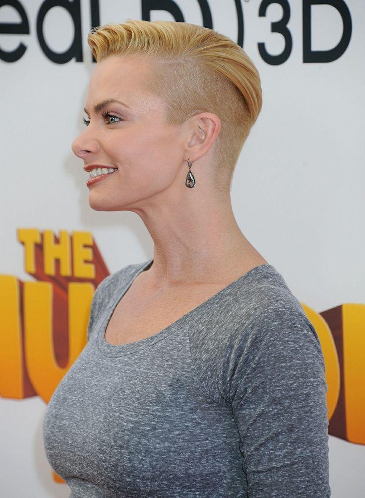 Image result for jaime pressly bald