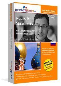 Russisch-Expresskurs: Russisch-Vokabeltrainer für Ihren Urlaub in Russland mit Reiseführer