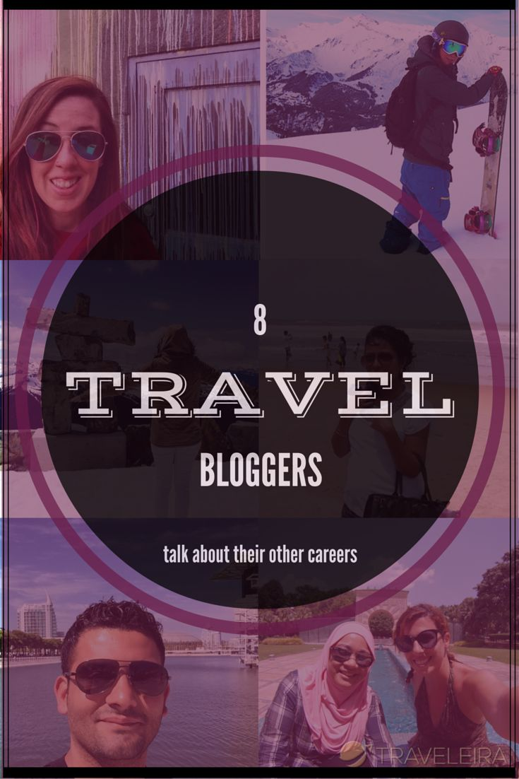 These bloggers tell us what they do when they are not blogging.