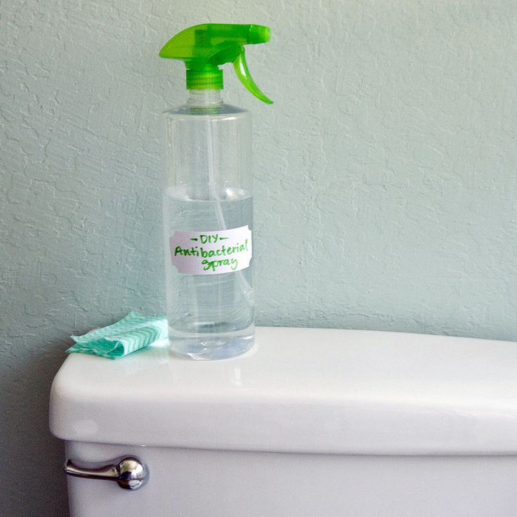 This Is the Best DIY Antibacterial Spray Ever: Clean your home and freshen it at the same time with this DIY eco-friendly antibacterial spray.