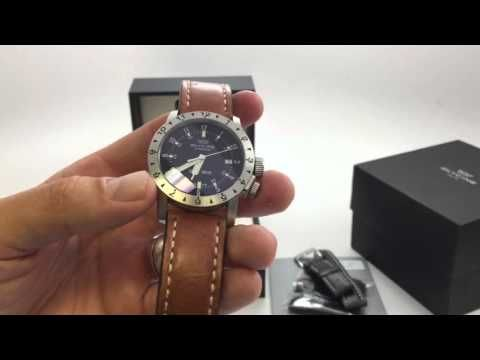 Glycine Airman Double Twelve Unboxing and Watch Review - An Amazing Avia...