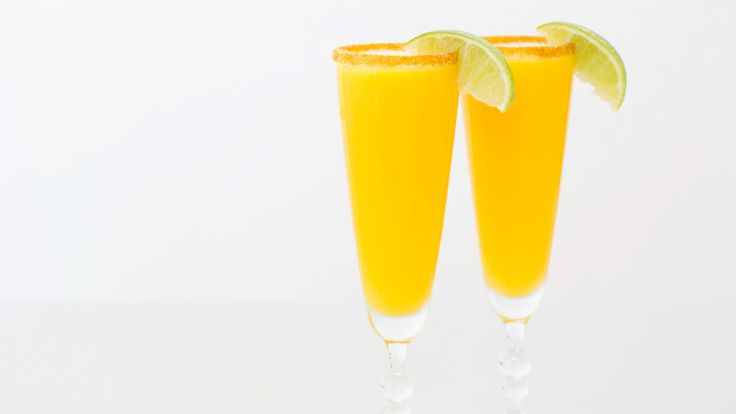 Smokin' Mango Margarita