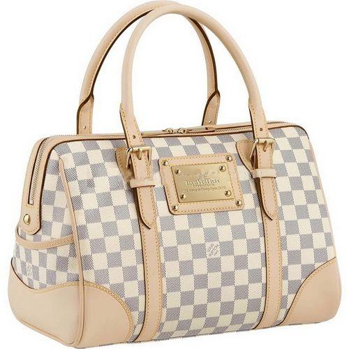 ……♥♥…… Louis Vuitton Damier Azur Canvas Berkeley N52001 Akz ,♥…♥…♥ SAVE 50% OFF NOW! \(^o^)/~