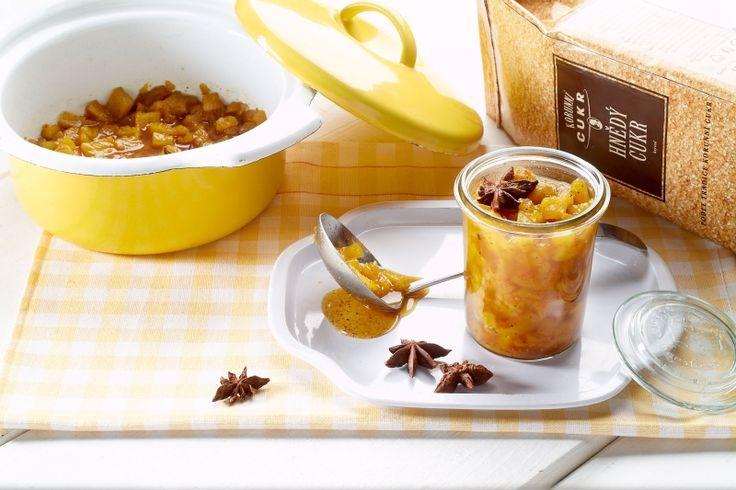 www.korunnicukr.cz- Ananasové chutney [čatní]