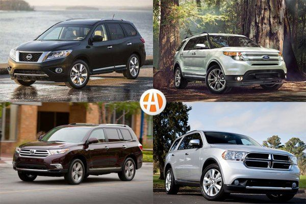 7 Great Used 3 Row Suvs Under 15 000 For 2020 Autotrader In 2020 Best Family Cars Family Cars Suv Autotrader