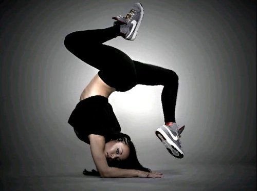breakdance...in my younger days