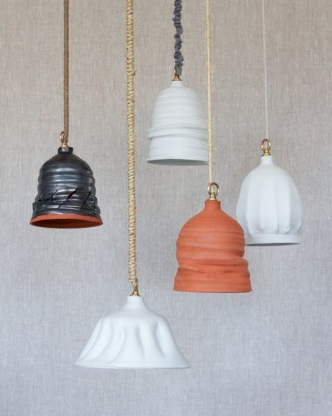 103 best clay lights images on pinterest ceiling lamps lamps clay light by bone simple design favorited by lightbox amsterdam mozeypictures Choice Image
