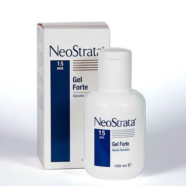 La solución para #pieles #grasas está con NEOSTRATA GEL FORTE, fórmula basada en #ácido #glicólico @todoportupiel