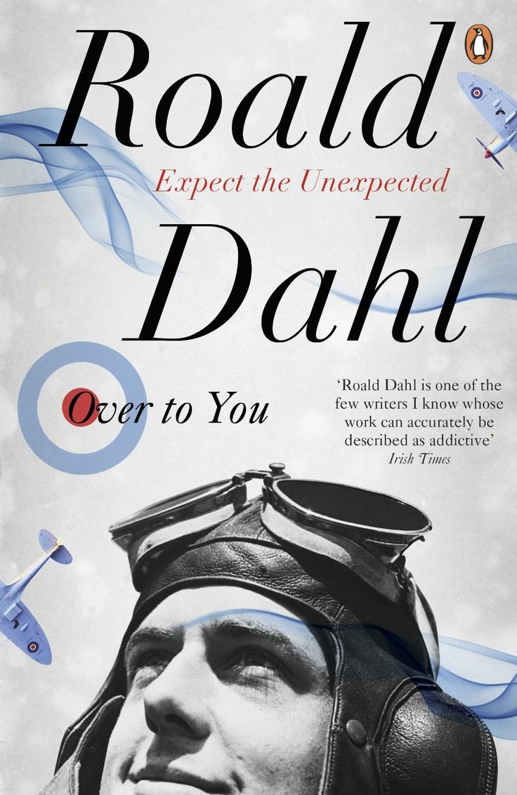 In Over to You, ten terrifying tales of life as a wartime fighter pilot are told by the master of the short story, Roald Dahl.