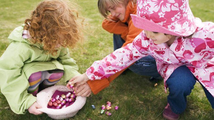 Pascuas: 5 pasos para armar una divertida búsqueda del tesoro #disneybabble #easter