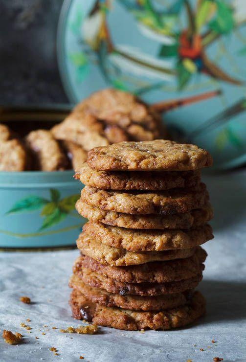 Maailman parhaat suklaacookiet - Onpa helppo ohje | Pippuri.fi | Iltalehti.fi