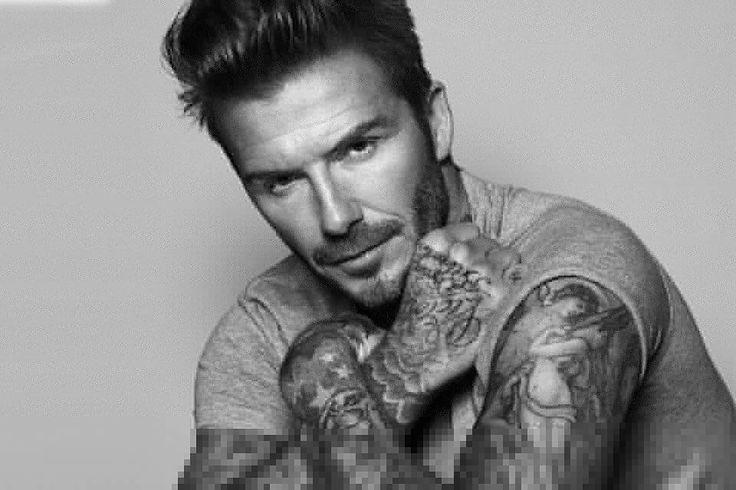 David Beckham primer embajador de la marca Biotherm Homme #PowerCool // David Beckham first ambassador for Biotherm Homme #PowerCool by mr_grooming