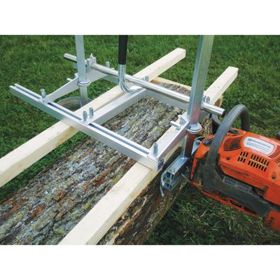 Timber Tuff Portable Sawmill — Fits Chainsaw Bars up to 20in.L, Model# TMS-20