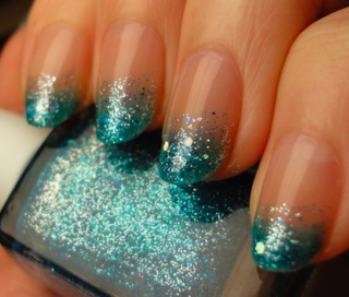 ΞNVY: Ombre nails tutorial
