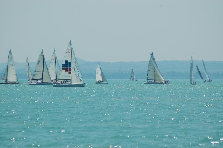 Alsóörs - Lake Balaton - Hungary