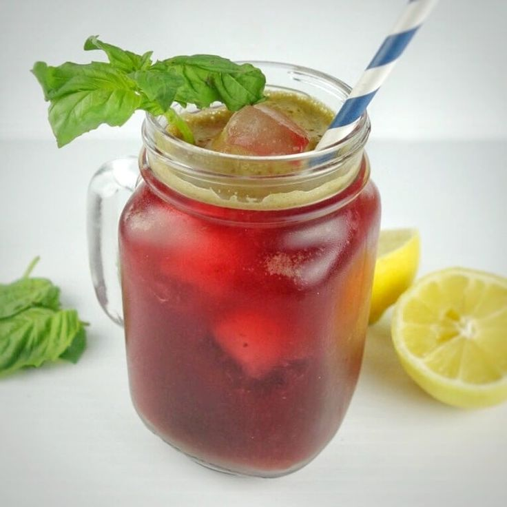 Did you know hibiscus tea actually has more antioxidants than green tea? Well it does, and honestly it tastes a lot better too. This Basil Hibiscus Lemonade makes it even tastier, plus adds even more health benefits. One study showed that two strong cups of hibiscus tea each day lowered blood pressure better than a …