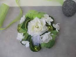 """Résultat de recherche d'images pour """"décoration table mariage vert blanc"""""""