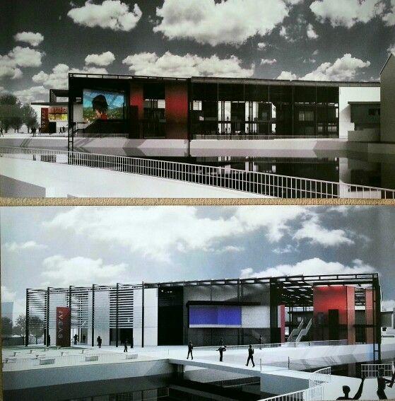New Animation Studio, UK - Architectural Visualisations (3&4).