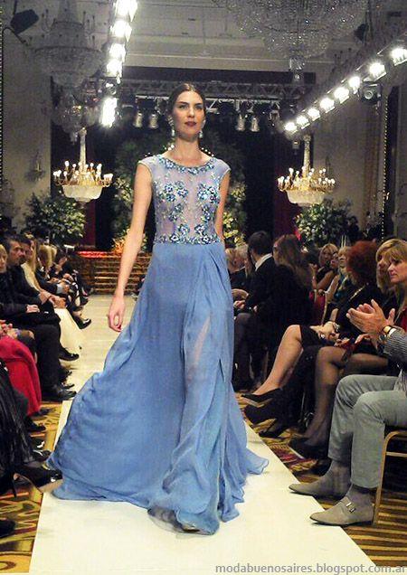 Vestidos de fiesta 2013 cortos argentina