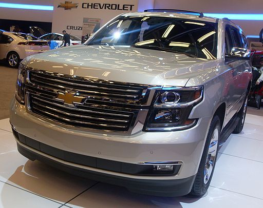 2015 Chevrolet Tahoe - One Of The Best Full Size SUVs For 2015 - Find Out More At http://www.best-suvs.com/
