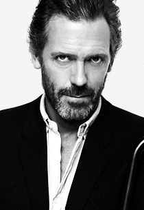 "Hugh Laurie - perhaps not a ""stud"" but still, not bad ;-)"