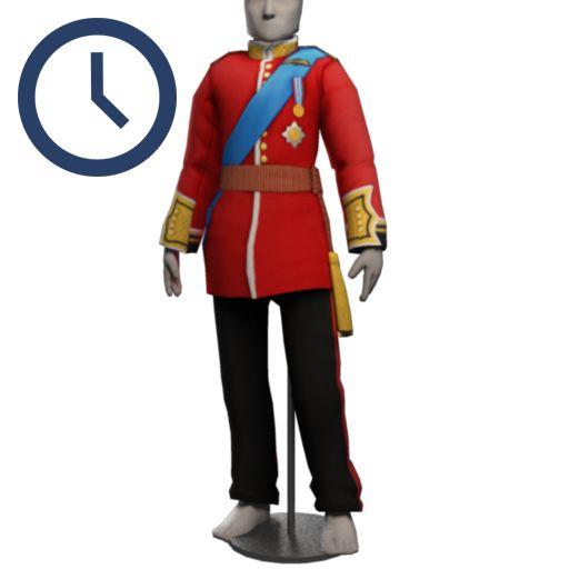 Ikon Royal Wedding Uniform