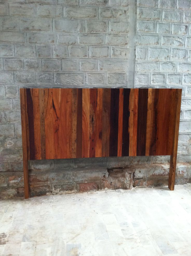 Reclaimed crate headboard home sweet home pinterest for Recycled headboards