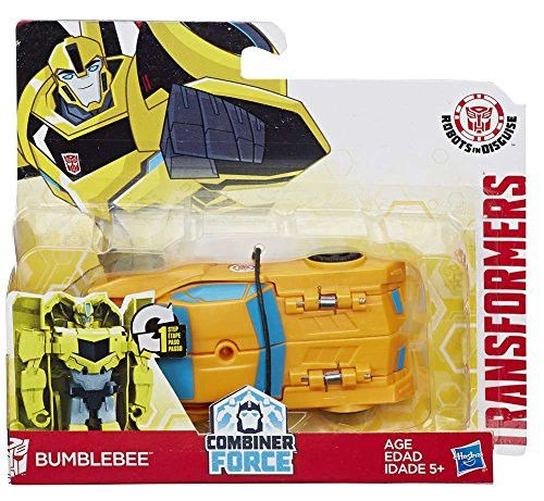 Transformers Rid One Step Bumblebee Toy