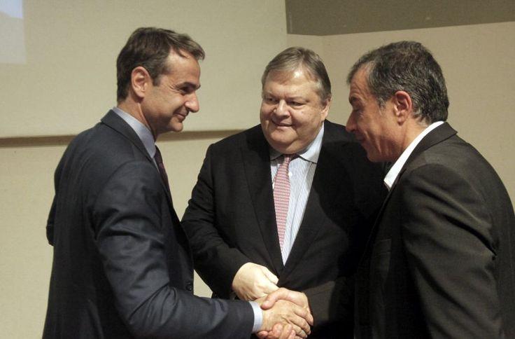 Τρόικα εσωτερικού ονειρεύεται ο Μητσοτάκης για ένα… νέο πολιτικό πρότυπο