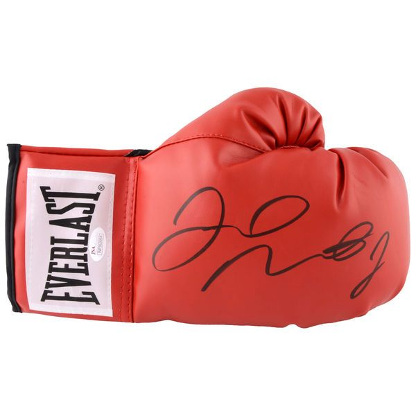 Floyd Mayweather Fanatics Authentic Autographed Red Everlast Boxing Glove - $799.99